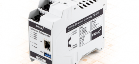 PCAN-Ethernet Gateway FD DR